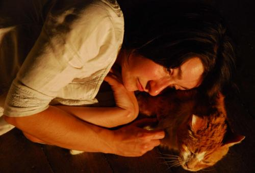 diaporama L'avantage avec les animaux, c'est qu'ils t'aiment sans poser de questions.